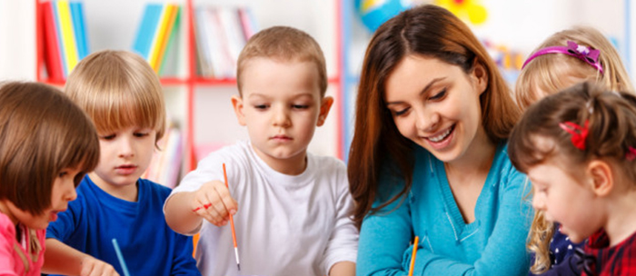 nursery teacher training