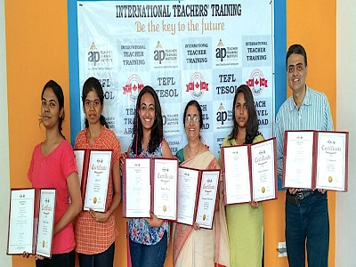 Online TEFL Course in India